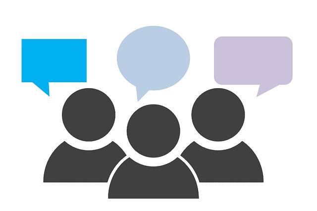 comment conversation social