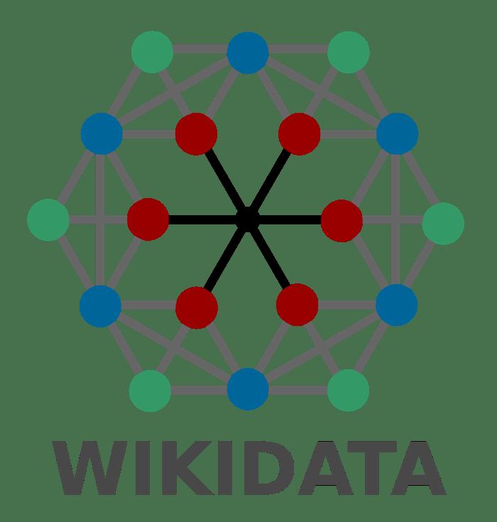 wikidata logo and semantic tree