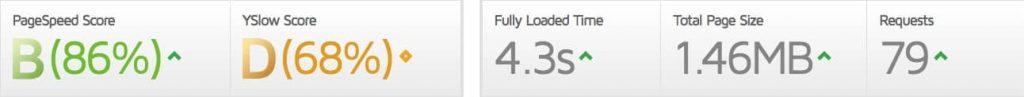 genie lending new site speed