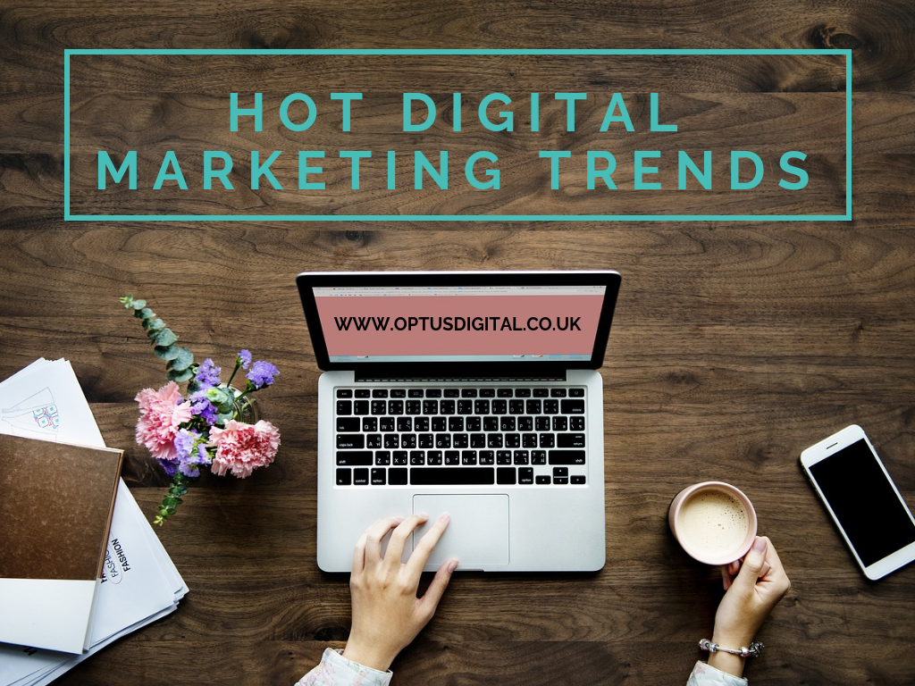 5 Hot Digital Marketing Trends to Look Out For This Summer